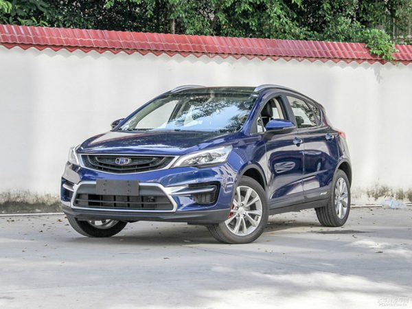 2018 Geely Emgrand GS Technical Spec