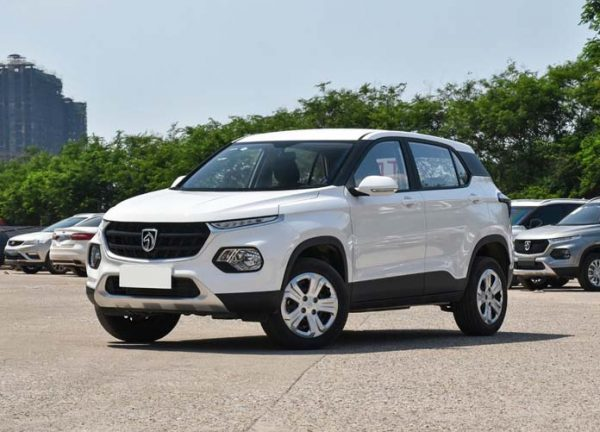 2019 Baojun 510 Technical Specs
