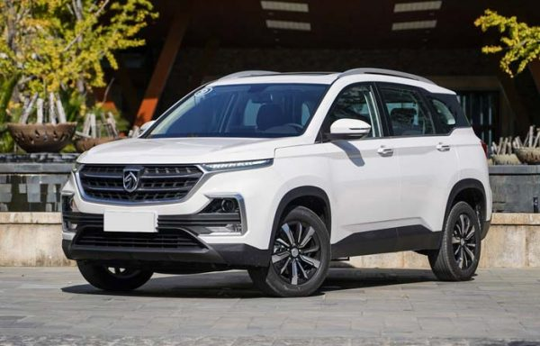 2019 Baojun 530 Technical Specs