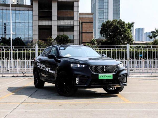 2020 GWM WEY VV7 GT PHEV Technical Specs