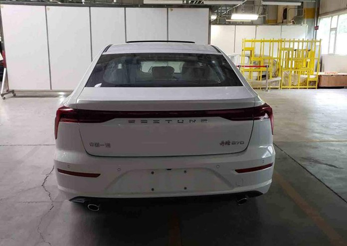 All New FAW BESTUNE B70 Appears on China MIIT, Will Launch Soon in the market