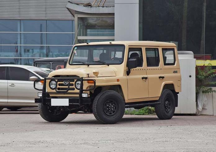BAW Launched a High-Performance BJ 212 with a 2.4T Turbo Engine