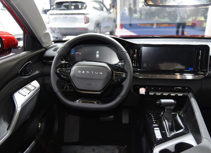 BAOJUN RC-5 Made Debuted On ChongQing Auto Show