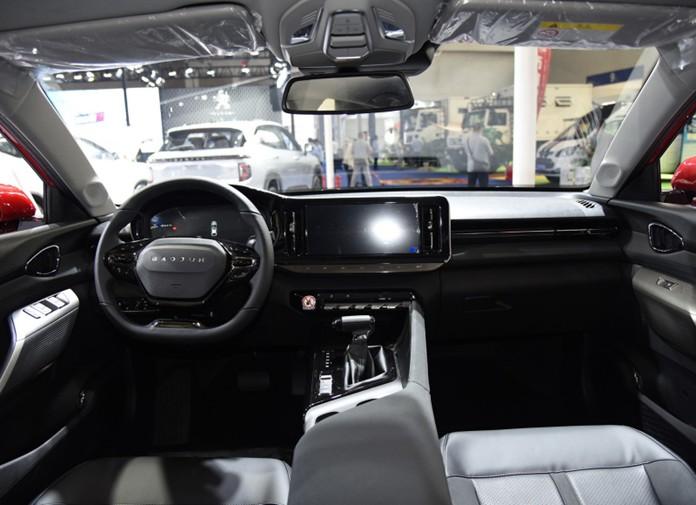 BAOJUN RC-5 Made Debuted On ChongQing Auto Show