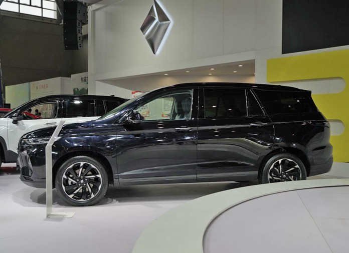 Baojun RS-7 Make Debuted on 2020 Chongqing Auto Show