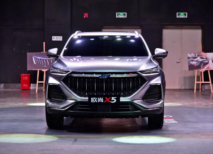 Changan Oshan X5 Sets its Global Debut on Chongqing Auto Show with a Breakthrough design