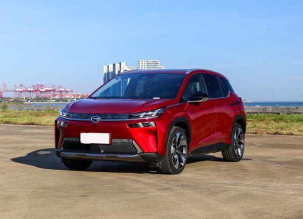 GAC Launched new EV: AION V is the 2nd pure electric SUV after AION LX