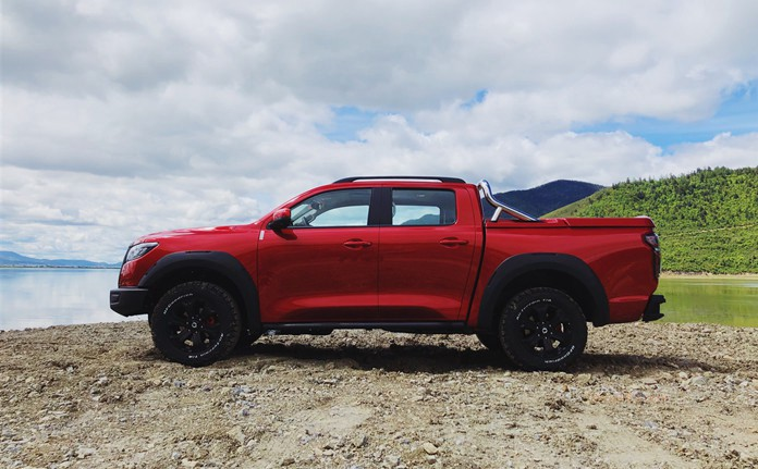 Great Wall Motors PAO Off-road pickup officially launched, price started at 169,800 yuan