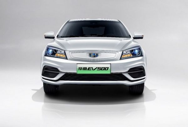 2019 Geely Emgrand EV Technical Specs