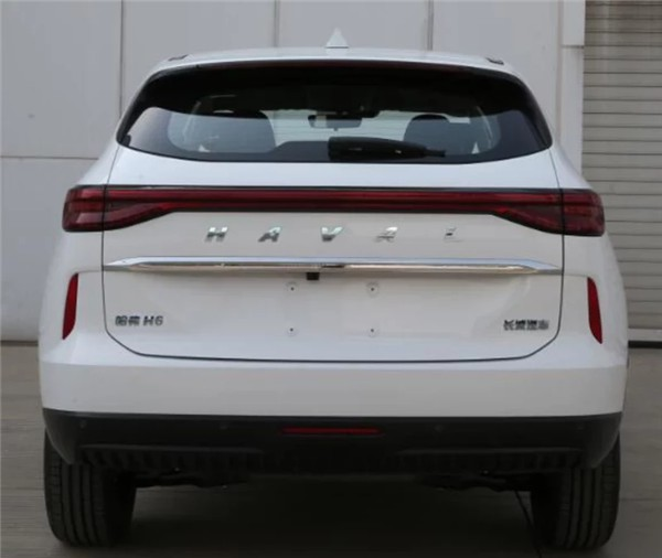 New-Gen Haval H6 is coming soon, real car photos revealed on China MIIT