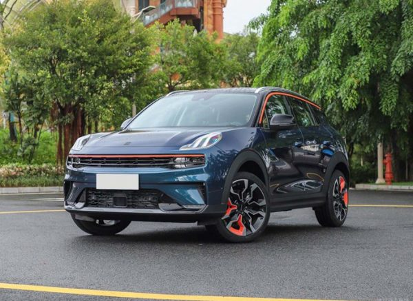 2020 Lynk & Co 06 Technical Specs