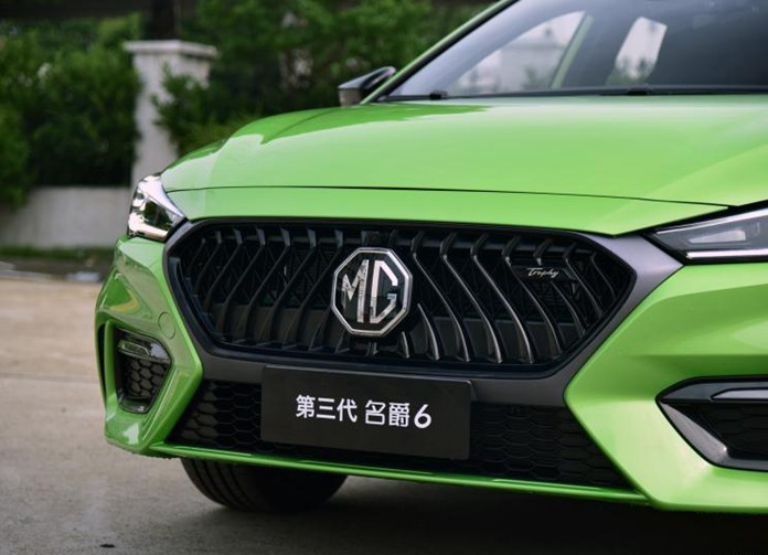 MG6 Facelift to be launched in July in the Chinese market