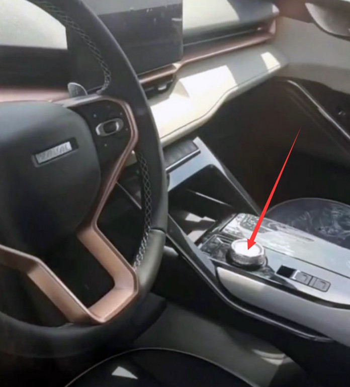 Spy Photos of all-new Haval H6 leaked with new appearance