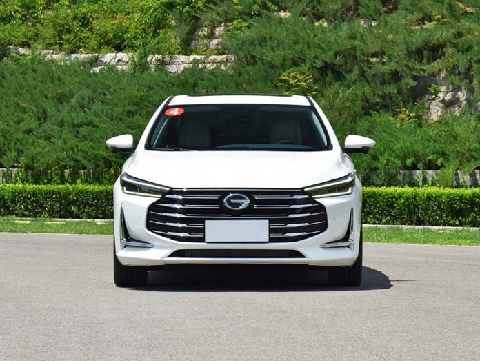 GAC Trumpchi GA8 Facelift Launched in China