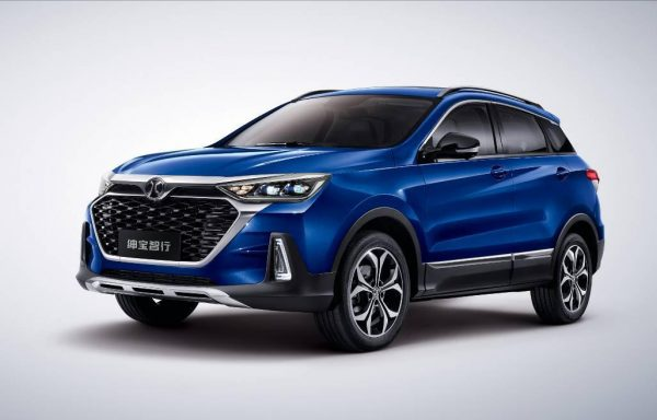 2019 BAIC Beijing Zhixing Technical Specs