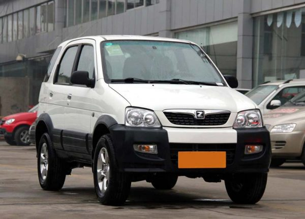 2010 Zotye 2008 Technical Specs