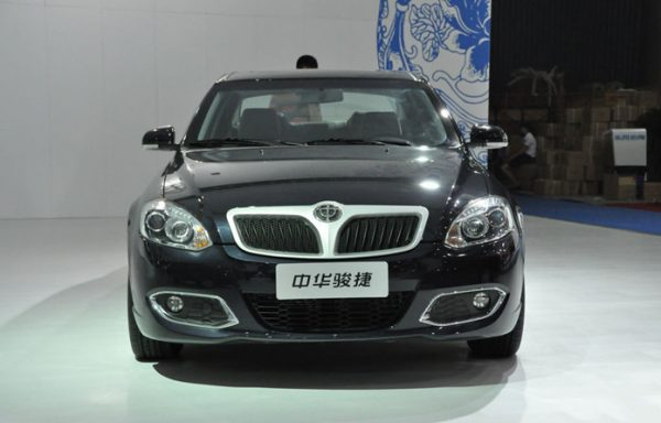 2011 Brilliance Junjie (BS4, M2 or Splendor) Technical Specs