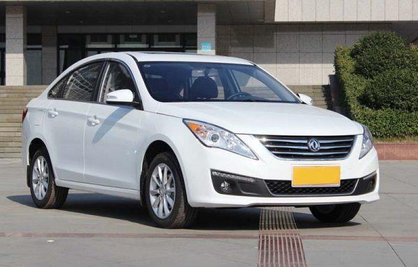 2014 Dongfeng Fengxing (Forthing) Jingyi (JOYEAR) S50 Technical Specs