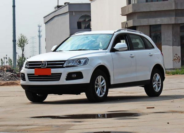 2014 Zotye T600 Technical Specs