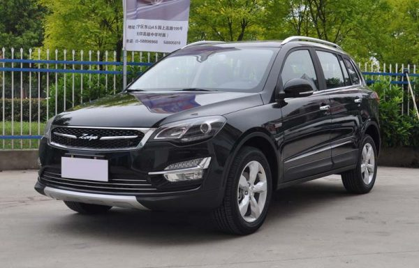 2015 Zotye Damai X5 (Domy X5) Technical Specs