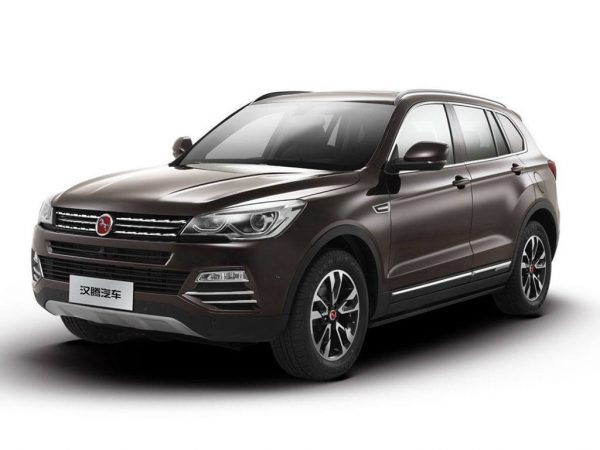 2016 Hanteng X7 Technical Specs