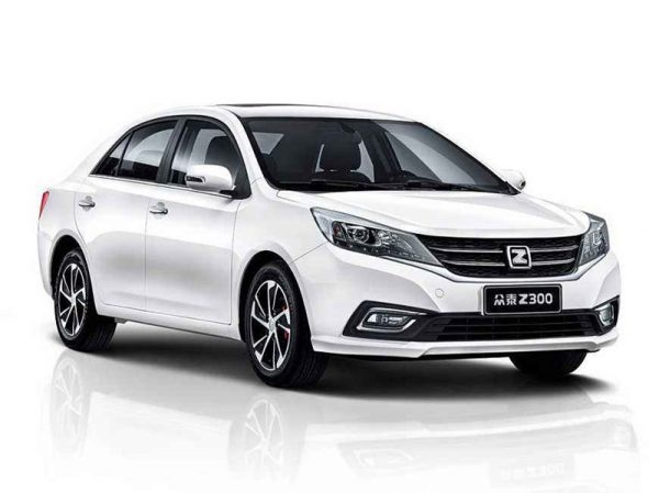 2016 Zotye Z300 Technical Specs