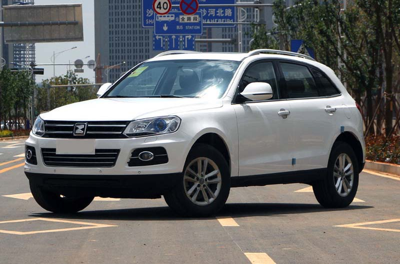 Adding insult to injury: Zotye Auto's parent company was ruled bankrupt