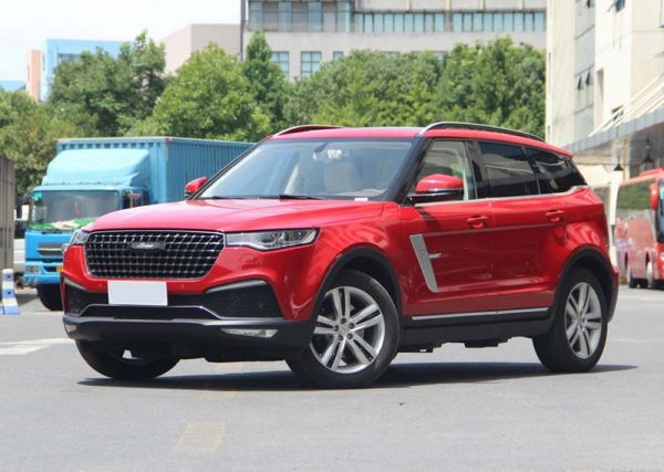 2017 Zotye T700 Technical Specs