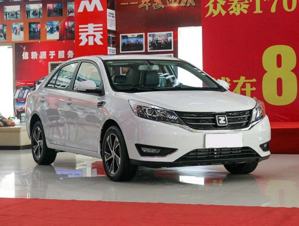 2017 Zotye Z360 Technical Specs