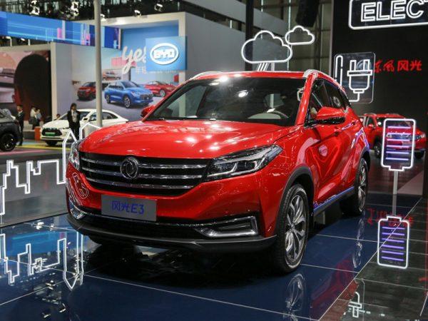2020 Dongfeng Fengguang E3 (EV) Technical Specs