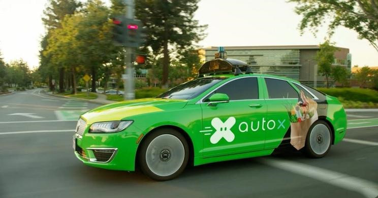 AutoX obtained a driverless testing permit in the US, China's first one