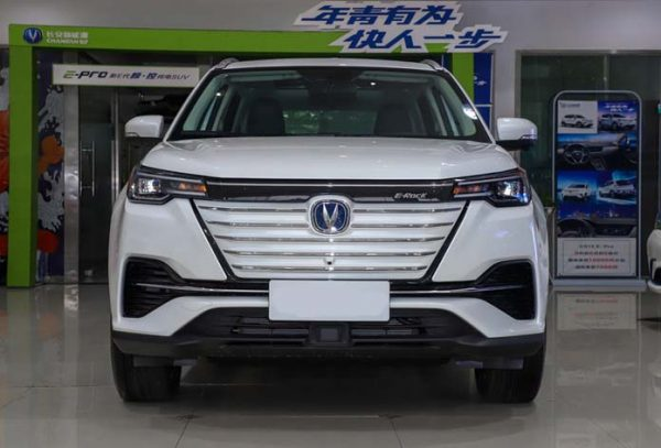 Changan CS55 EV (E-Rock) Technical Specs