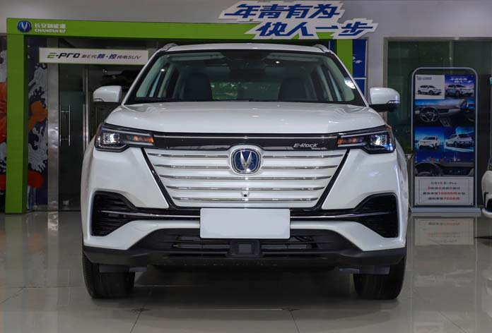 Changan CS55 E-Rock will be listed in the Chinese market soon