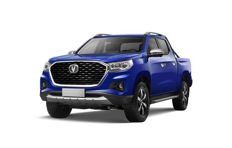 Changan Hunter Pickup: Rebadged Kaicheng F70 will go on sale in the international market soon
