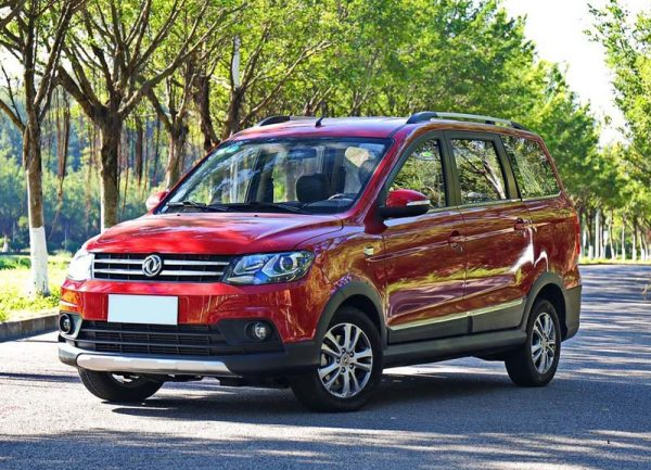 2015 Dongfeng Fengguang 360 Technical Specs