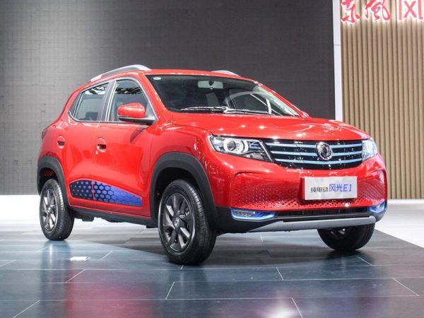 2020 Dongfeng Fengguang E1 Technical Specs