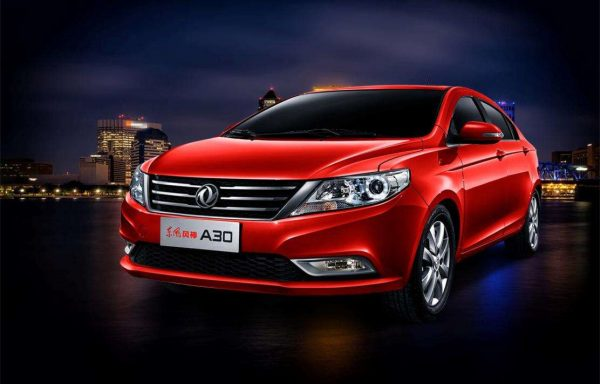 2016 Dongfeng Fengshen (AEOLUS) A30 Technical Specs