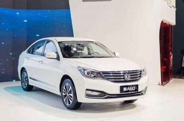 2017 Dongfeng Fengshen (AEOLUS) A60 Technical Specs