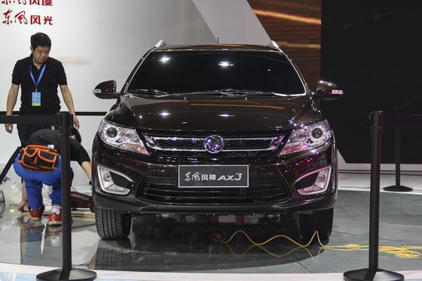 2016 Dongfeng Fengshen (AEOLUS) AX3 Technical Specs