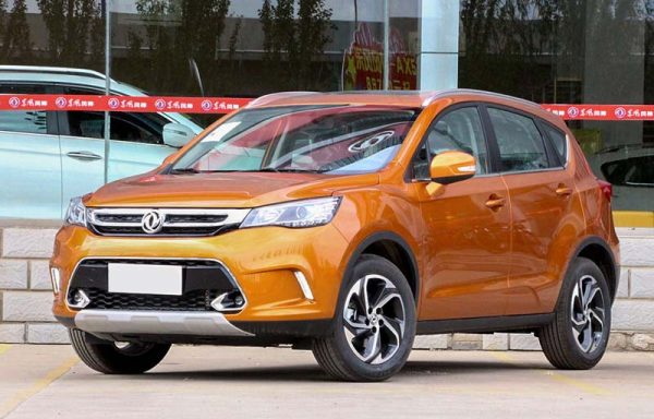 2017 Dongfeng Fengshen (AEOLUS) AX5 Technical Specs