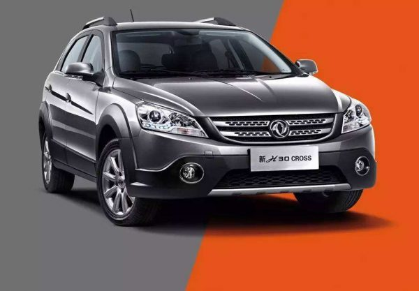 2014 Dongfeng Fengshen (AEOLUS) H30 Technical Specs