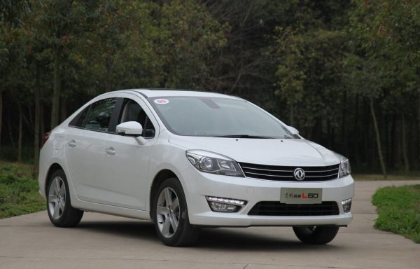 2015 Dongfeng Fengshen (AEOLUS) L60 Technical Specs