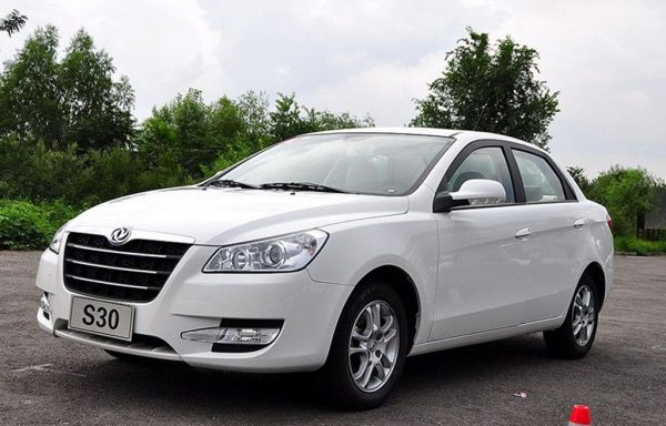 2014 Dongfeng Fengshen (AEOLUS) S30 Technical Specs