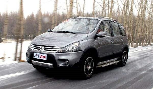 2012 Dongfeng Fengxing (Forthing) Jingyi (JOYEAR) SUV Technical Specs
