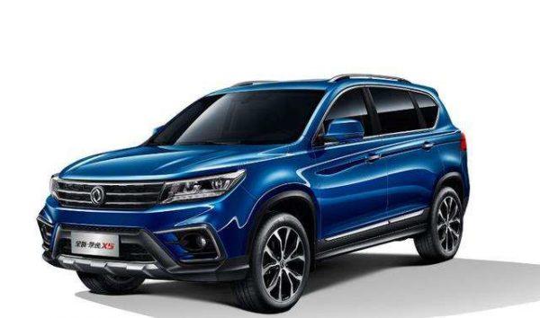 2019 Dongfeng Fengxing (Forthing) Jingyi (JOYEAR) X5 Technical Specs