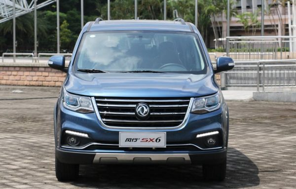 2019 Dongfeng Fengxing (Forthing) SX6 Technical Specs