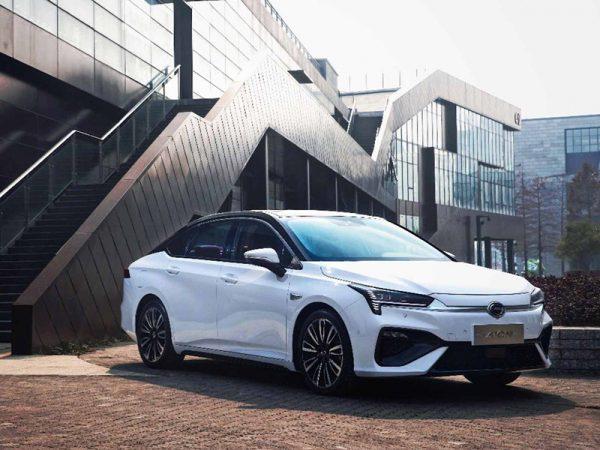 2020 GAC Aion S (EV) Technical Specs
