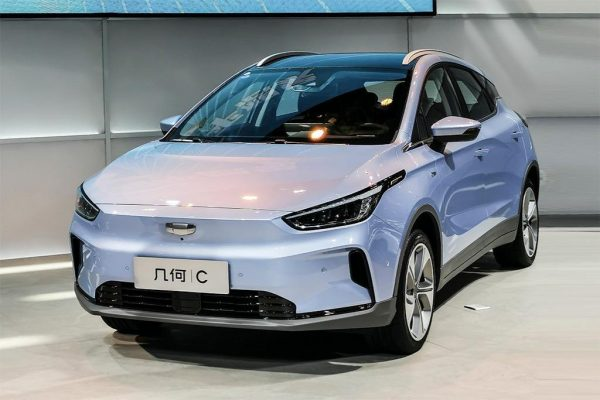 2020 Geely Geometry C (Jihe C) (EV) Technical Specs