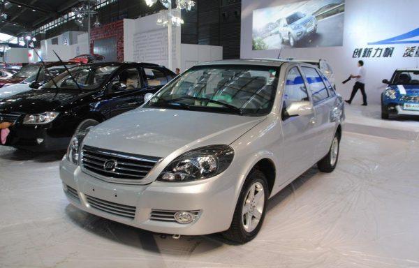 2011 Lifan 520 Technical Specs