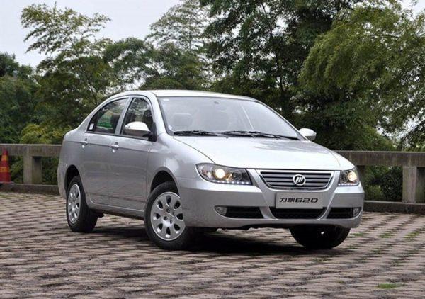 2012 Lifan 620 Technical Specs